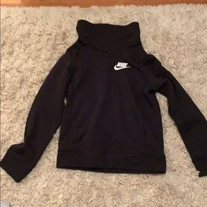 Kids Black sweatshirt